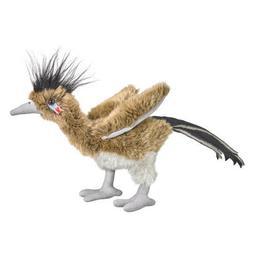 "Conservation Critter Roadrunner 8"" Plush Stuffed Animal by W"