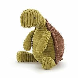 Jellycat Cordy Roy Tortoise Stuffed Animal, Medium, 15 inche