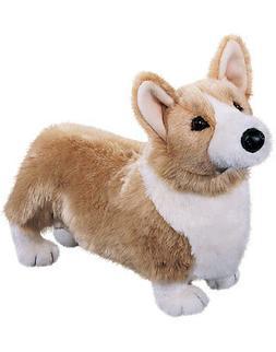 "Corgi Douglas Plush Dog  STUFFED DOG 16"" NEW"