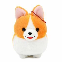 Corgi Plush Doll Amuse Stuffed Animal Dog Orange White Ichi