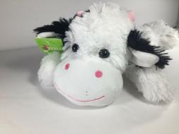 "Cow Plush 14"" Stuffed Animal NEW Super Soft"