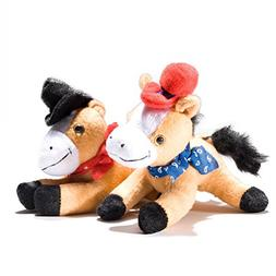 Fun Express Cowboy Horse Stuffed Animal