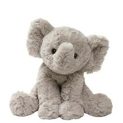 GUND Cozys Collection Elephant Stuffed Animal Plush, Gray, 8