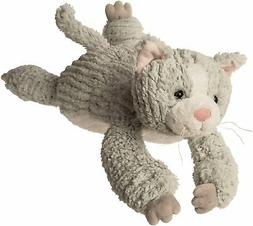 Mary Meyer Cozy Toes Stuffed Animal Soft Toy, 17-Inches, Cat