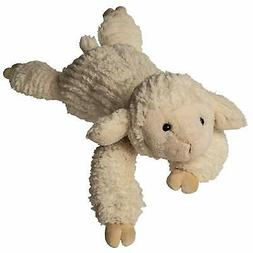 Mary Meyer Cozy Toes Stuffed Animal Soft Toy, 17-Inches, Lam