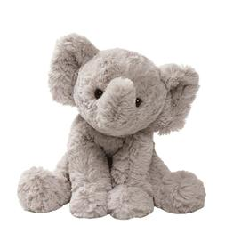 Cozys Collection Elephant Plush Stuffed Animal, Gray, 8""