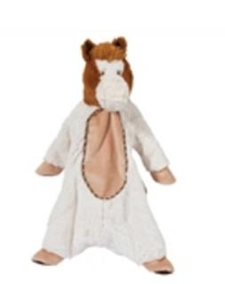 Cream and Brown Horse Sshlumpie 18 by Douglas Cuddle Toys