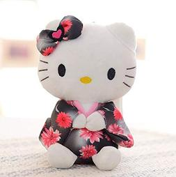 JEWH Creative Stuffed Animal Toy Hello Kitty Kimono KT Kawai