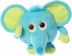 Aurora Cuby Zoo Elio Stuffed Animal 8 Inch Cute Cubic Plush
