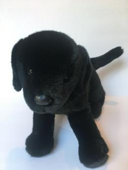 Douglas Cuddle Toys Chester the Black Lab # 1805 Stuffed Ani