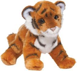 Douglas Cuddle Toys Pancake Bengal Tiger Cub #1869 Stuffed A
