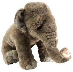Wild Republic Asian Elephant Plush, Stuffed Animal, Plush To