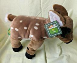 Cuddlekins Wild Republic Fawn Stuffed Animal Plush Deer