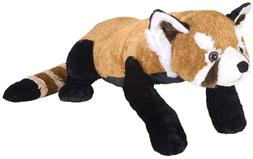 Wild Republic Jumbo Red Panda Plush, Giant Stuffed Animal, P