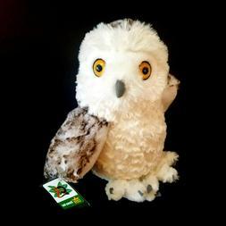 "Wild Republic Cuddlekins Snowy Owl Plush 12"" Stuffed Animal"