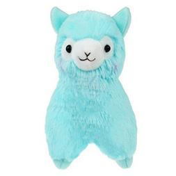 AngelGift Cuddly Plush Soft Baby Stuffed Animals Toy Llama L