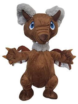 Cuddly Soft 16 inch Stuffed Brown Gargoyle.We stuff 'em.you
