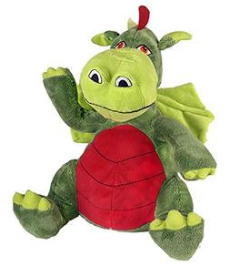 Cuddly Soft 16 inch Stuffed Dragon...We stuff 'em...you love