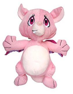 Cuddly Soft 16 inch Stuffed Pink Gargoyle..We stuff 'em...yo