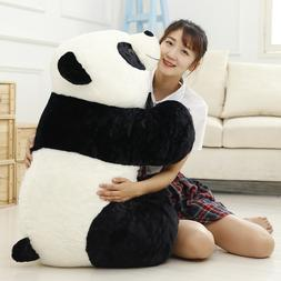 Cute Baby Big <font><b>Giant</b></font> Panda Bear Plush <fo