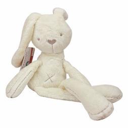 Cute Bunny Soft Plush Toys Rabbit Stuffed Animal Baby Kids G