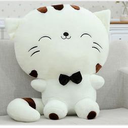 Cute Cat Kids Sweet Soft Stuffed Animal Plush Cartoon Doll T