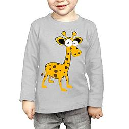 Arromper Cute Deer Girls&Boys Long Sleeve T-Shirts 4 Toddler