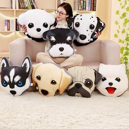 Cute <font><b>Stuffed</b></font> Simulation Dogs Plush Sharp