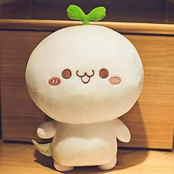 "Cute Kawaii Dumpling Plush Plushie Toy Pillow Cushion 9.8"" N"