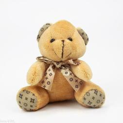 cute mini stuffed animal plush bear soft