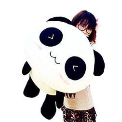 Blackzone Cute Plush Doll Toy Animal Giant Panda Pillow Soft