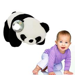 1PC Cute Plush Stuffed Animal Doll Push Pull Panda Bear Plus