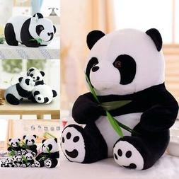 Cute Standing PANDA BEAR Stuffed Animal Plush Soft Toy Pillo