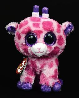New TY Beanie Boos Cute Twigs the pink giraffe Plush Toys 6'