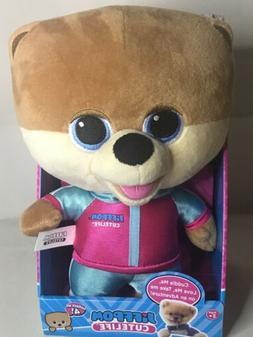 Cutelife Jiffpom All Star Plush Stuffed Animal  NEW 3+ Pomer