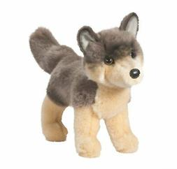 Douglas 10 inch Dancer the Wolf Plush Toy