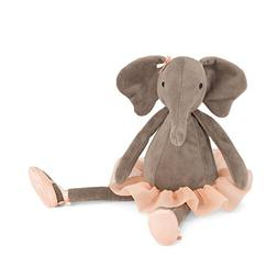 Jellycat Dancing Darcey Elephant, 13 inches