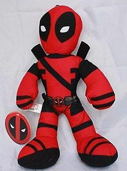 """Marvel Deadpool Plush Toy stuffed 14"""""""