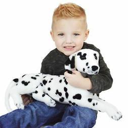 Deb the Dalmatian   20 Inch Stuffed Animal Plush Dog   By Ti