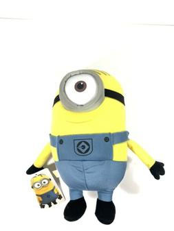 "Despicable Me Minion ""Stuart"" 10"" Plush Stuffed Animal"