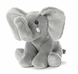 "Aurora Destination Nation Elephant Plush, 8"" Stuffed Animal"