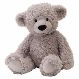 GUND Dijon Grey Teddy Bear 17 inch Plush Furry Stuffed Anima