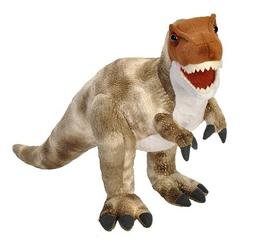 Wild Republic Dinosauria T-Rex Dinosaur Stuffed Animal Plush
