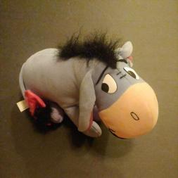 "Disney ~10"" Plush Winnie the Pooh's Eeyore Stuffed Animal Ma"