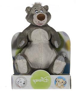 "Official Disney Classics Range 10"" Jungle Book Baloo Plush T"
