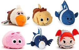 Disney Finding Nemo Fish Tank Gang Mini Tsum Tsum Set of 6 3