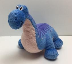 "Disney Jr. Doc Mcstuffins Hospital Bronty Blue Dinosaur 9"" P"