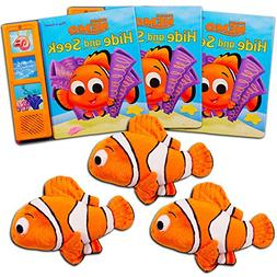 Disney Pixar Finding Nemo Party Favors Pack -- Set of 3 Stuf