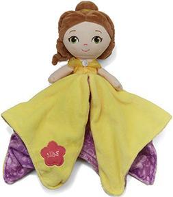 Kids Preferred 81127 Disney Princess Belle Blanky & Plush To