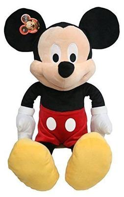 Disney Store Large/jumbo 25' Mickey Mouse Plush Toy Stuffed